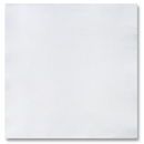 Hoffmaster FP1500 White FashnPoint Dinner Napkin, Ultra Ply, 1/4 fold, Cedar Grove Accepted