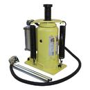 ESCO 10450 Yellow Jackit 20 Ton Air/Manual Bottle Jack (Screw On Base)
