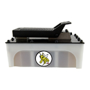 Yellow Jackit 10875 Air/Hydraulic Pump 5 qt Plastic Reservoir