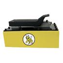 Yellow Jackit 10877 Air/Hydraulic Pump 5 Quart Metal Reservoir