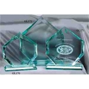 Custom Premium Jade Glass Award, 7 1/2