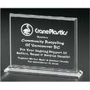 Custom Wall Mounted And Free Standing Acrylic Plaque