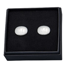 Custom Oval Cuff Links (PR)