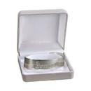 Custom Pewter Cuff Bracelet Gift Box