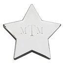 Custom Star Paperweight, SP, 4.25