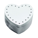 Custom Heart Box w/ Crystals, PF, 2.5