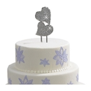 Custom Gg Cake Topper Dbl Hearts 7
