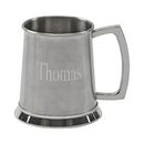 Custom Satin Tankard, SS 20 Oz Cap, 4.5