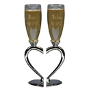 Custom Split Heart Base Goblets (PR), SP