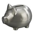 Custom Creative Gifts Pig Bank - Brushed Finish