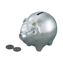 Custom Creative Gifts Piggy Bank - Bright Finish