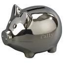 Custom Pig Bank - Bright Finish