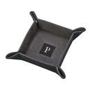 Custom Creative Gifts Black Snap Tray, 4.5