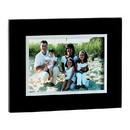 Custom Creative Gifts Ebony Frame Holds 5