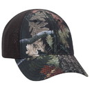 Blank OTTO 6 Panel Low Profile Polyester Canvas Pro Mesh Back Cap