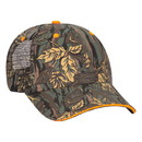 Custom 106-752 Camouflage Cotton Twill Sandwich Visor Low Profile Pro Style Mesh Back Cap
