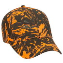 Blank OTTO 108-757 Youth Camouflage Cotton Twill Low Profile Pro Style Cap