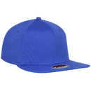 Custom Stretchable Wool Blend Twill Square Flat Visor