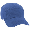 Custom OTTO Garment Washed Superior Cotton Twill Five Panel Camper Hat