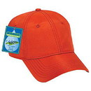 Blank OTTO 18-782 Water Repellent Superior Nylon Low Profile Pro Style Cap