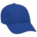 Custom OTTO Brushed Promo Cotton Twill Six Panel Low Profile Baseball Cap