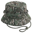 Blank OTTO 43-045 100% Camouflage Cotton Twill Bucket Hats