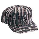 Blank OTTO 44-051 CAP Camouflage 6 Panel Mid Profile Baseball Cap