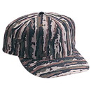 Blank OTTO 44-051 Camouflage Cotton Twill Pro Style Structured Firm Front Panel Cap