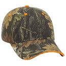 Blank OTTO 71-841 Camouflage Brushed Cotton Twill Sandwich Visor Low Profile Pro Style 6 Rows Stitching Cap