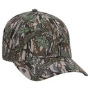 Blank OTTO 77-379 Stretchable Camouflage Cotton Twill Low Profile Pro Style Cap
