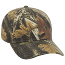Blank OTTO 78-835 Camouflage Brushed Cotton Twill Low Profile Pro Style Cap with 6 Embroidered Eyelets
