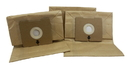 Bissell 213-8425 Paper Bag, Bissell Zing 4122 Canister 3 Pk