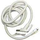 Built-in 4W3530FPWS, Hose, 30' Cp Button Lock 6' Pigtail Gray Open Pstl