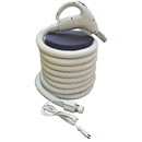 Built-In SV130114035BCU Hose, Light Gray 35' Dual Volt Corded Crushproof