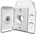 Built-in 792070W, Valve, Side Opening Super Valve Electric White