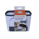 Casabella 8550042 Dustpan, Countertop Dustpan White/Grey
