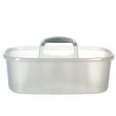 Casabella 62402_ Caddy, For 4 Gallon Rectangular Bucket Translucent