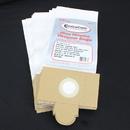 Clarke ECC514, Paper Bag, Clarke Combivac & Filter Vacs Env 10PK