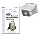 Dust Care JYBP-1-6, Bag, Hepa Jet Pack 5PK