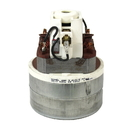 Dust Care: DC-6012 Motor, Commercial 2HD 2-Motor Upright