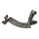 Dyson 914103-01 Lock Arm, Iron Gray Swivel DC25