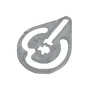 Dyson 914166-01 Wheel, Clear Valve DC25