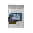 Eureka Replacement: ER-1458 Paper Bag, Eureka Central Vac Beam/Eur/Lux 3Pk