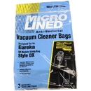 Eureka 469793 Paper Bag, Eur Style Dx Micro-Lined 3 Pk