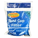 Eureka F618 Filter, Dcf19 Dirt Cup Pleated 450