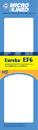 Eureka 413205 Filter, Dvc Eureka Ef6 Airspeed 1Pk
