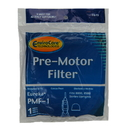 Eureka F619 Filter, Premotor Pmf1 Indivdual