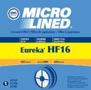 Eureka 413900 Filter, Dvc Eureka Hf16 Hepa 1Pk