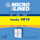 Eureka 413002 Filter, Dvc Eureka Hf10 Hepa 1Pk