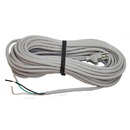 Eureka CD40295A99 Cord, 50' Gray 18/3 Commercial Extension W/Eyelets
